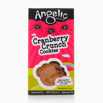 Gluten-Free Cranberry Crunch Cookies by Angelic Gluten Free