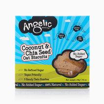 Coconut Chia Oat Cookies by Angelic Gluten Free in