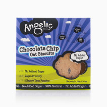 Gluten-Free Chocolate Chip Oat Cookies by Angelic Gluten Free in