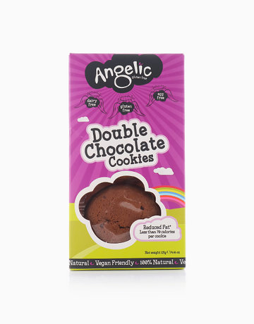 Double Chocolate Cookies by Angelic Gluten Free