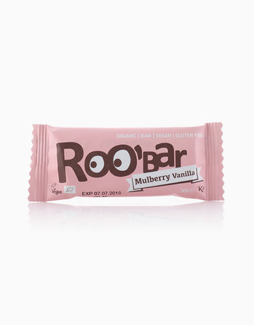 Mulberry Vanilla Roobar (30g) by Roobar