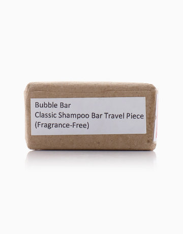 Classic Shampoo Bar Travel Pc. by Bubble Bar