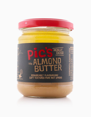 Almond Butter (195g) by Pic's Peanut Butter
