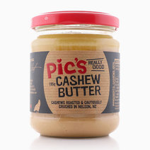 Cashew Butter (195g) by Pic's Peanut Butter