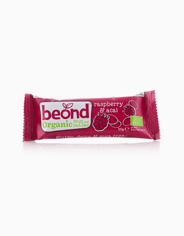 Raspberry Acai Organic Fruit Bar by Beond