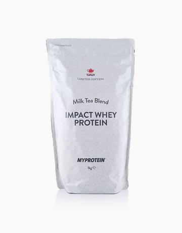 Impact Whey Protein Milk Tea Flavor (1kg) by MYPROTEIN