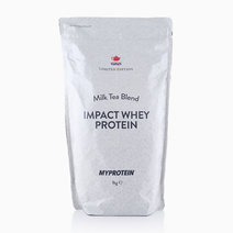 Impact Whey Protein Milk Tea Flavor (1kg) by MYPROTEIN in