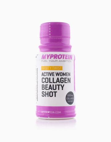 Collagen Beauty Shot Fruity Twist Flavor (60ml) by MYPROTEIN