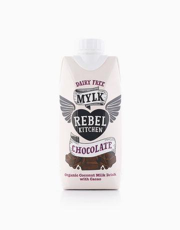 Chocolate Organic Coconut Mylk (330ml) by Rebel Kitchen