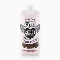 Chocolate Organic Coconut Mylk (330ml) by Rebel Kitchen