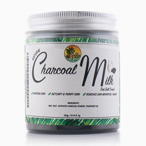 Activated Charcoal Milk Salt Body Scrub by The Tropical Shop