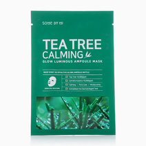 Tea Tree Calming Glow Luminous Ampoule Mask by Some By Mi