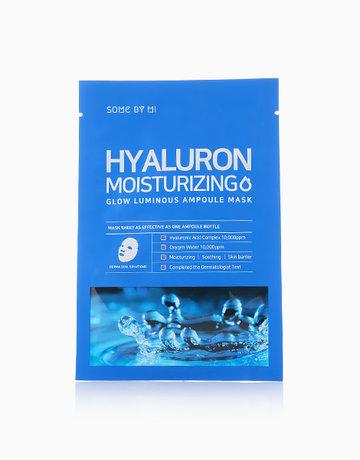 Hyaluron Moisturizing Glow Luminous Ampoule Mask by Some By Mi