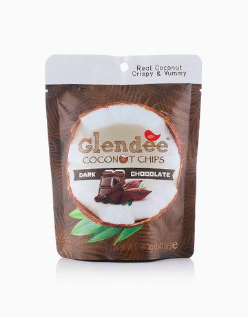 Glendee Coconut Chips-Dark Choco by Nature Bites PH