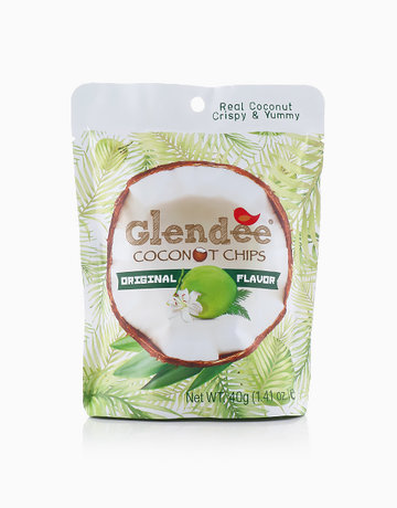 Glendee Coconut Chips-Original by Nature Bites PH