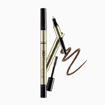 Mistine 3d brow secret brow liner darkbrown