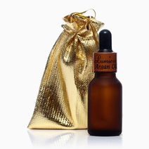 Cold-Pressed Argan Oil (20ml) by Lumiere Organiceuticals