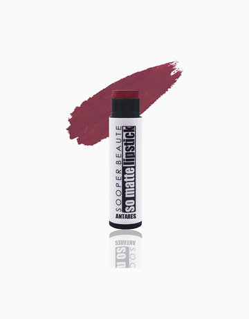So Matte Lipstick in Antares by Sooper Beaute