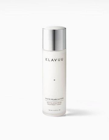 White Pearlsation Toner 140ml by Klavuu
