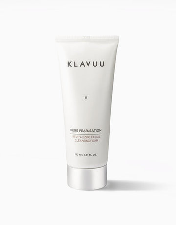 Pure Pearlsation Cleansing Foam by Klavuu