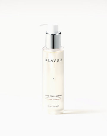 Pure Pearlsation Cleansing Oil by Klavuu