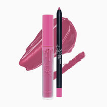 Tipsy Matte Lip Kit by Kylie Cosmetics
