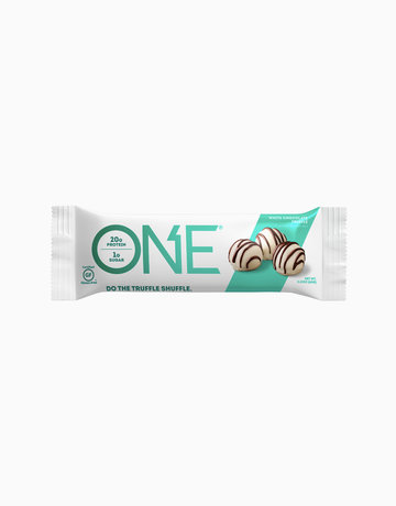 White Chocolate Truffle (60g) by One Bar