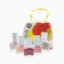Girlstuff aunaturelnailpolish holidaycollection2018