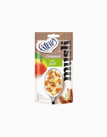 Cinnamon Muesli with Apple (50g) by Fitella