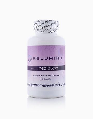 Thio-Glow Chewable Dissolvable Glutathione Complex w/ Biotin by Relumins