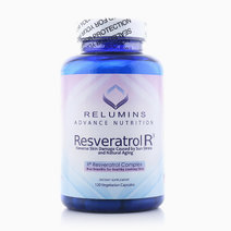 Resveratrol R3 (120 Capsules) by Relumins