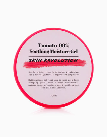 Tomato 99% Soothing Moisture Gel by Skin Revolution