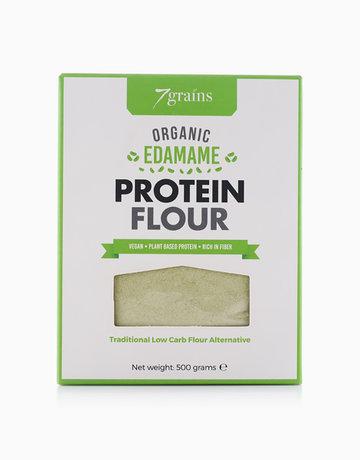 Organic Edamame Protein Flour (500g) by 7Grains Company