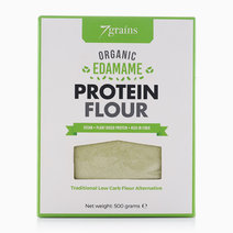 Organic Edamame Protein Flour (500g) by 7Grains Company