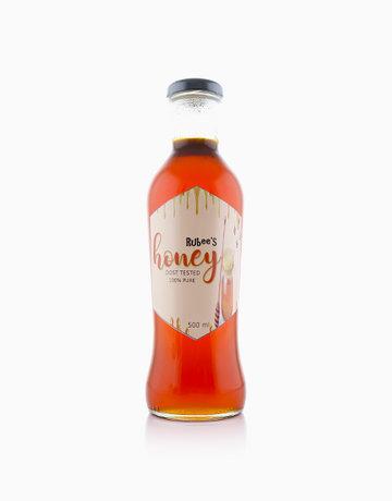 100% Raw Honey (500ml) by Rubee's Honey