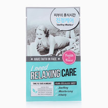 I Need Relaxing Care Mask by Faith in Face