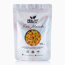 Raw Almonds (50g) by Healthy Munch in