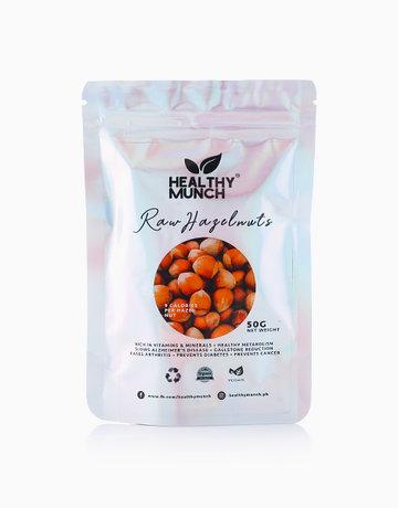 Raw Hazelnuts (50g) by Healthy Munch