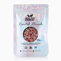 Roasted Almonds (50g) by Healthy Munch in