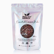 Roasted Cacao Nibs (80g) by Healthy Munch
