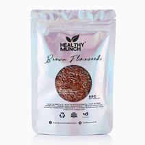 Brown Flax Seeds (80g) by Healthy Munch in