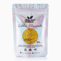Gold Flax Seeds (80g) by Healthy Munch