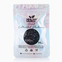 Dried Cultivated Blueberries (50g) by Healthy Munch