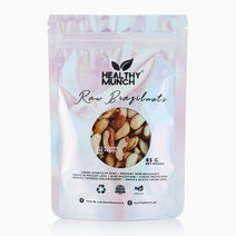 Raw Brazil Nuts (45g) by Healthy Munch in
