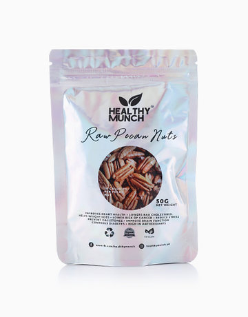 Raw Pecans (50g) by Healthy Munch