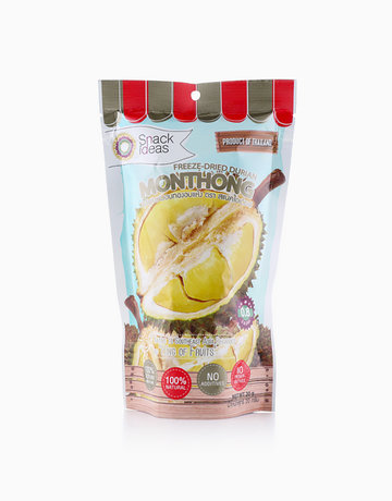 Freeze-Dried Durian (20g) by Snack Ideas