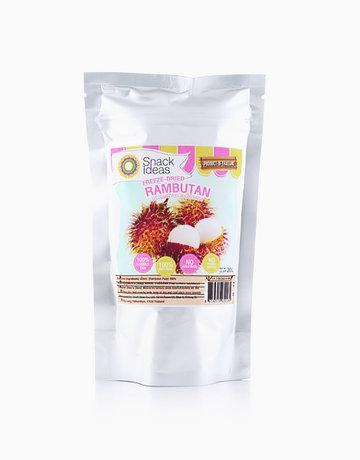 Freeze-Dried Rambutan (20g) by Snack Ideas