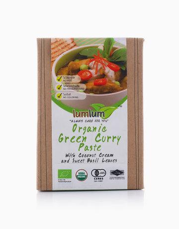 Organic Green Curry Paste (100g) by Lum Lum