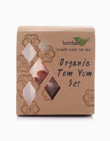 Organic Tom Yum Set (20g) by Lum Lum