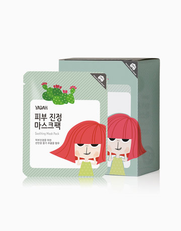Soothing Mask by Yadah